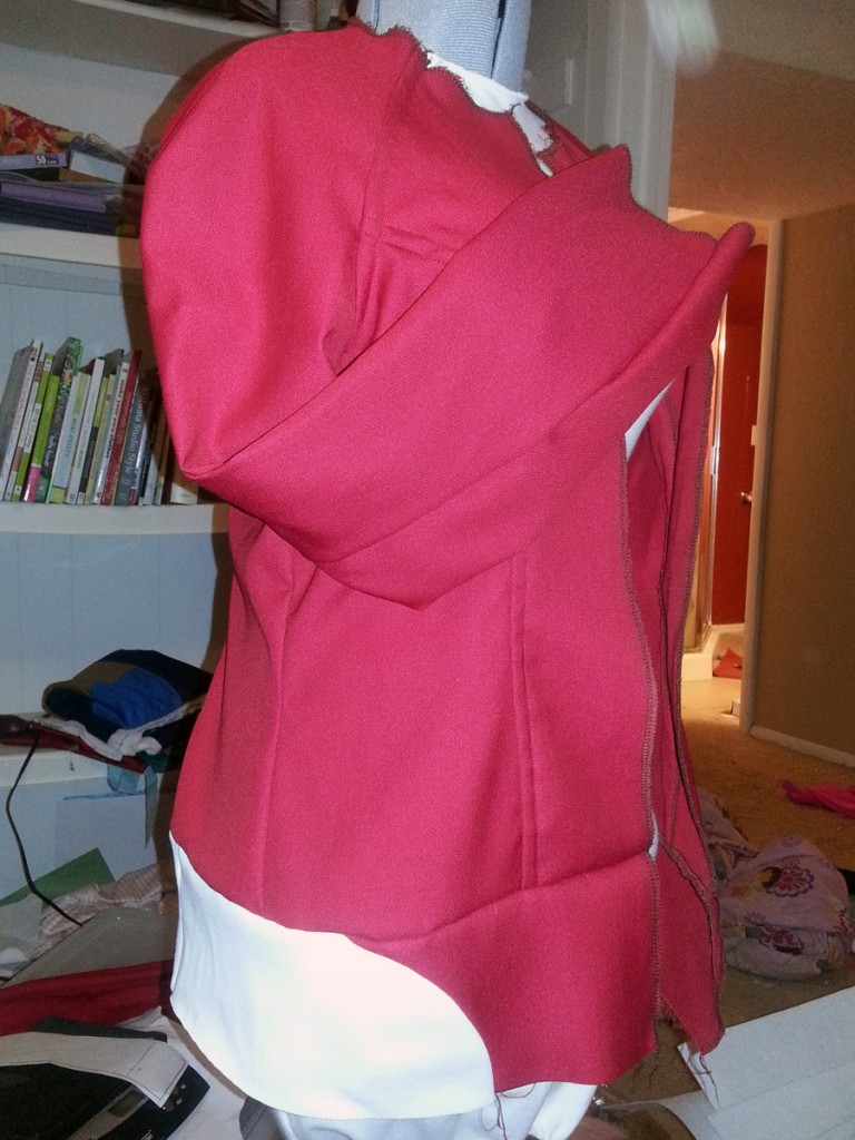 White hem added, tada!